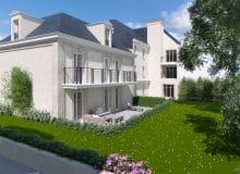 «Le Jardin de Paloma» nouvelle opération immobilière à Colombes (92)
