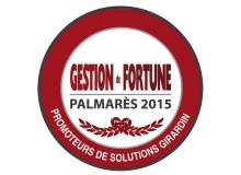 JP Distribution : palmarès 2015 du magazine Gestion de Fortune