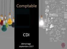 [Recrutement] 1 Comptable CDI à Caen (14)